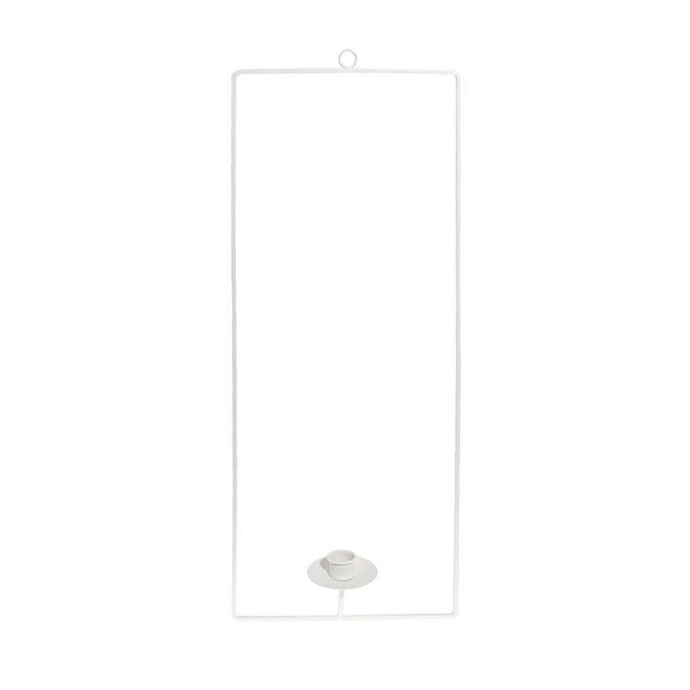 Storefactory Kerzenhalter Torpa hängend weiß