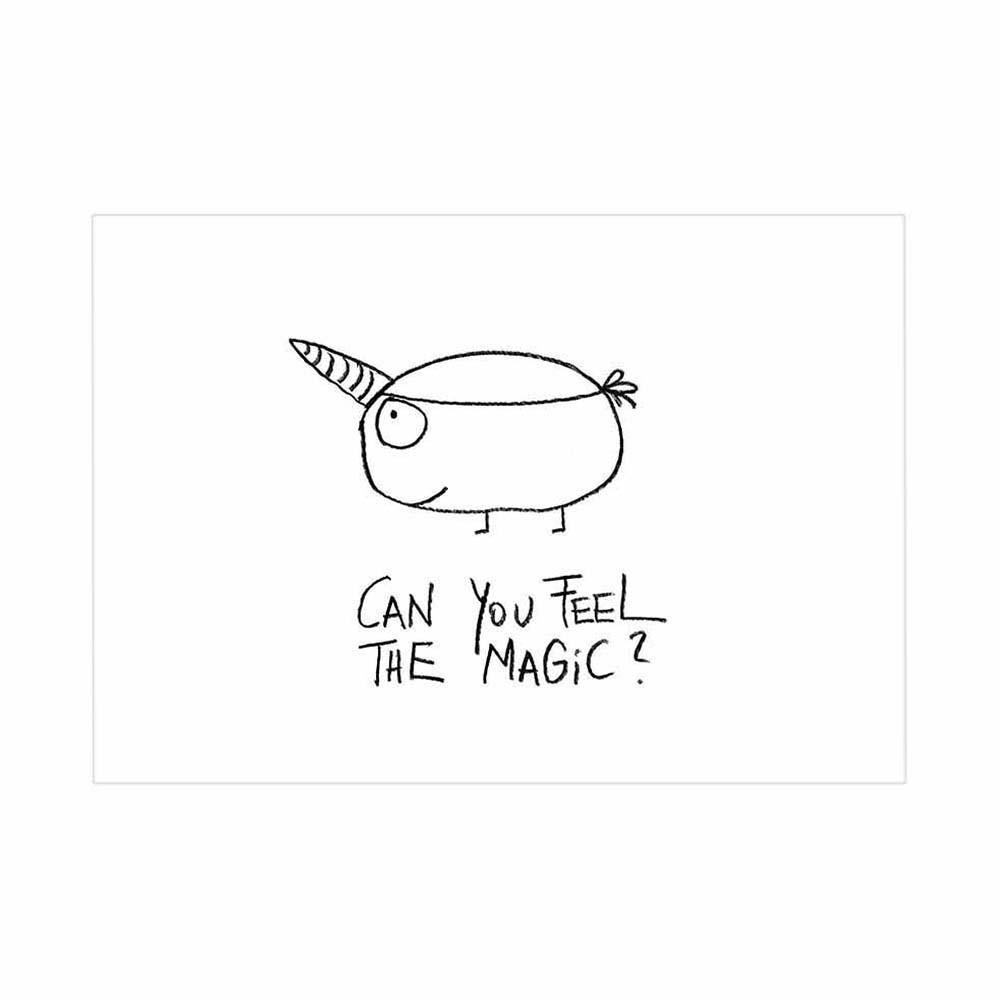 eDITION GUTE GEISTER Bild Magisches Meerschwein
