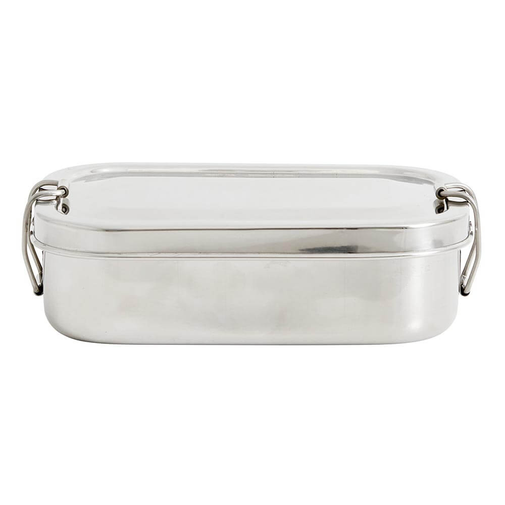 Lunchbox Cani Edelstahl groß