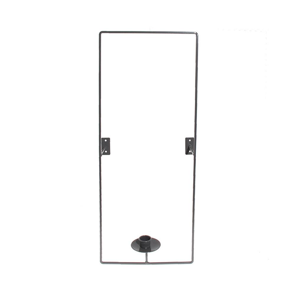 Storefactory Kerzenhalter Torpa Wand grau