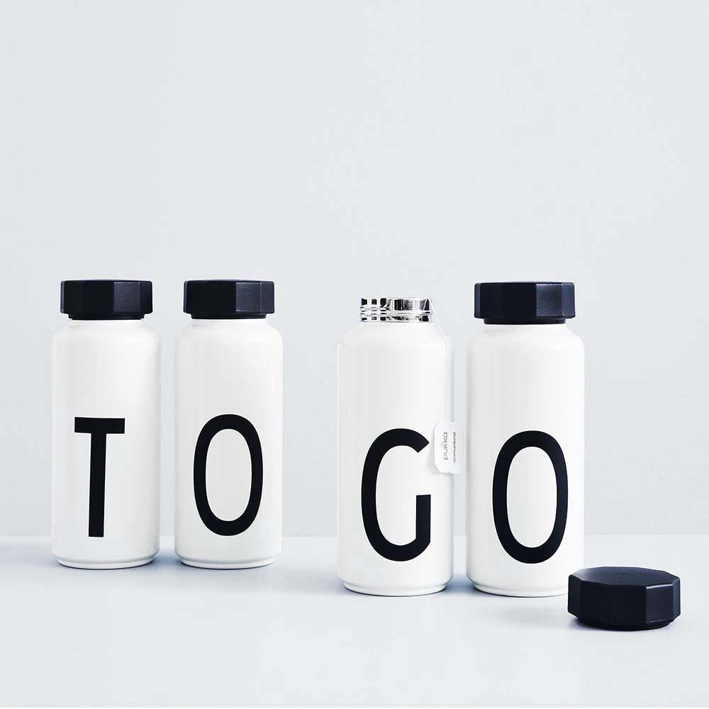 Design Letters Thermosflasche