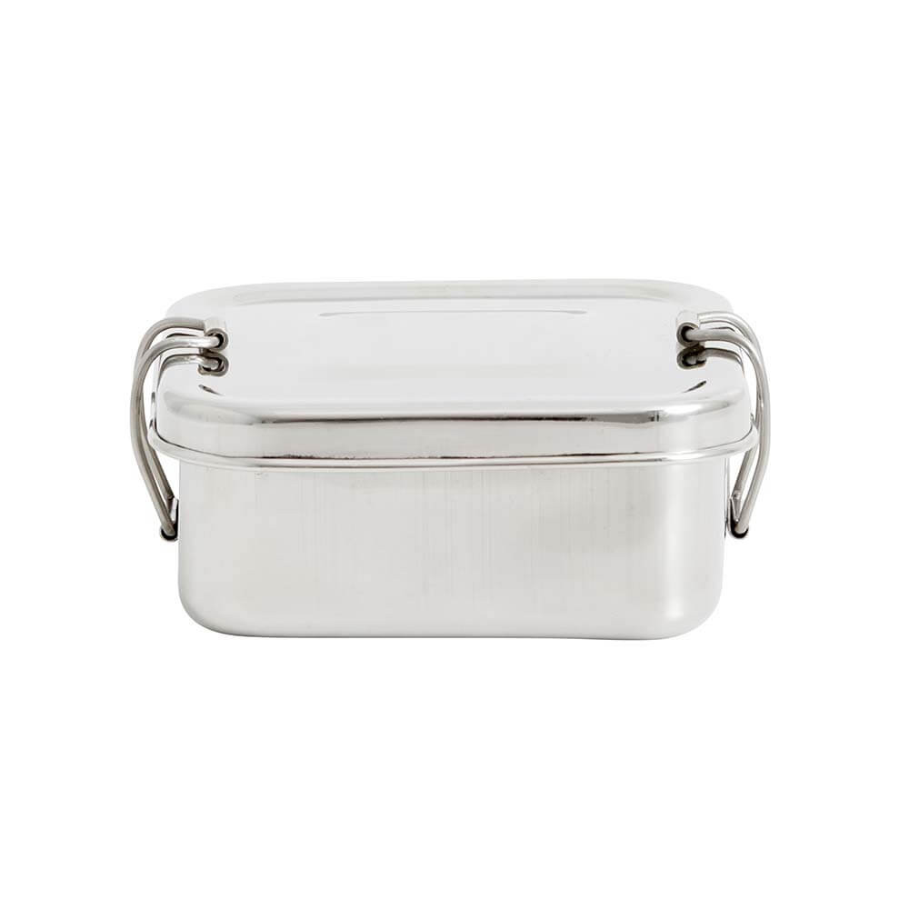 Lunchbox Cani Edelstahl klein