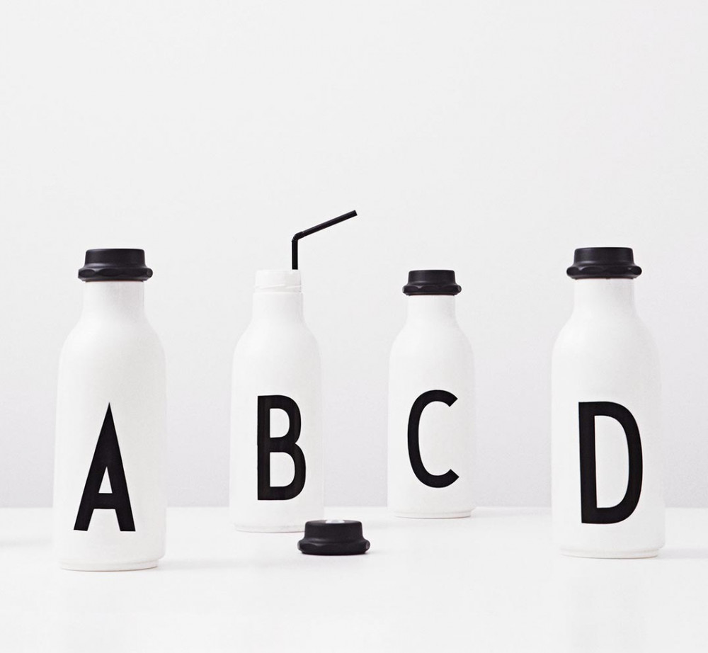 Design Letters Trinkflasche