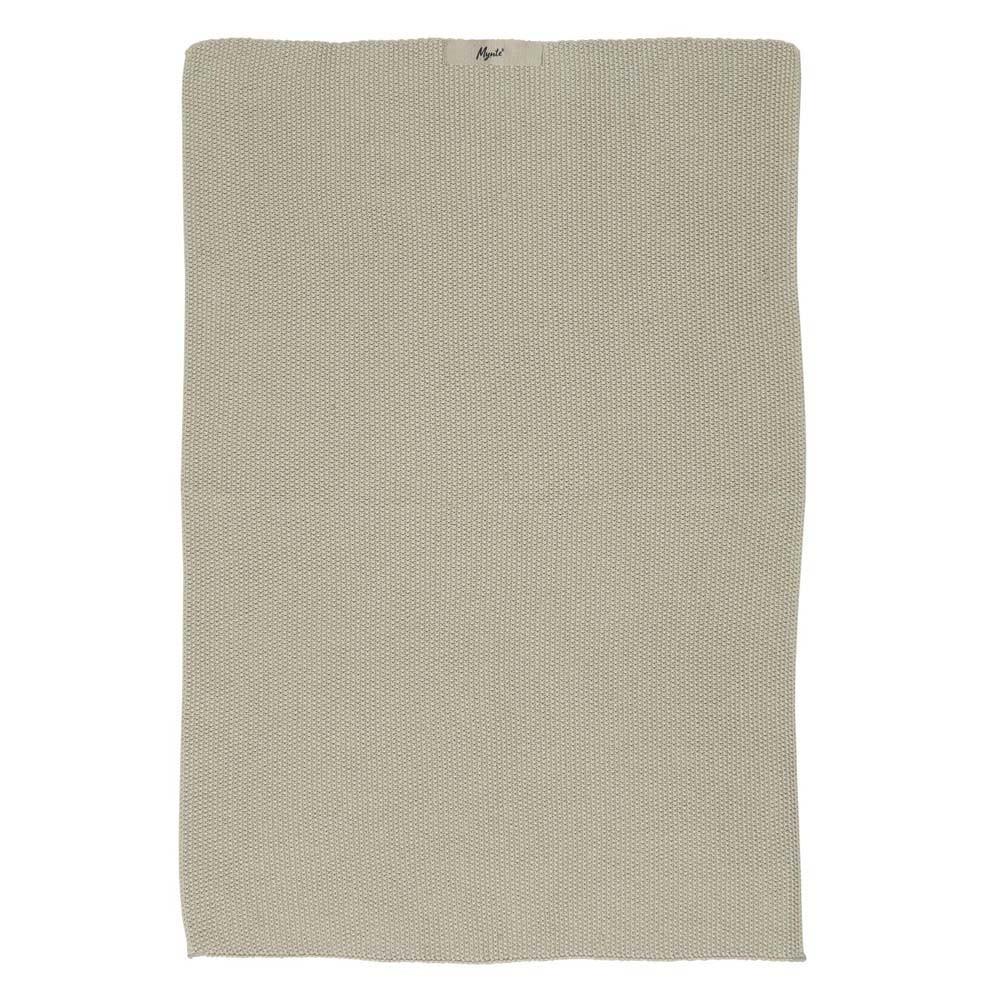 Handtuch Mynte beige