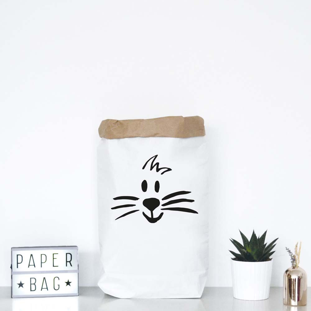 Formart Paperbag Löwe