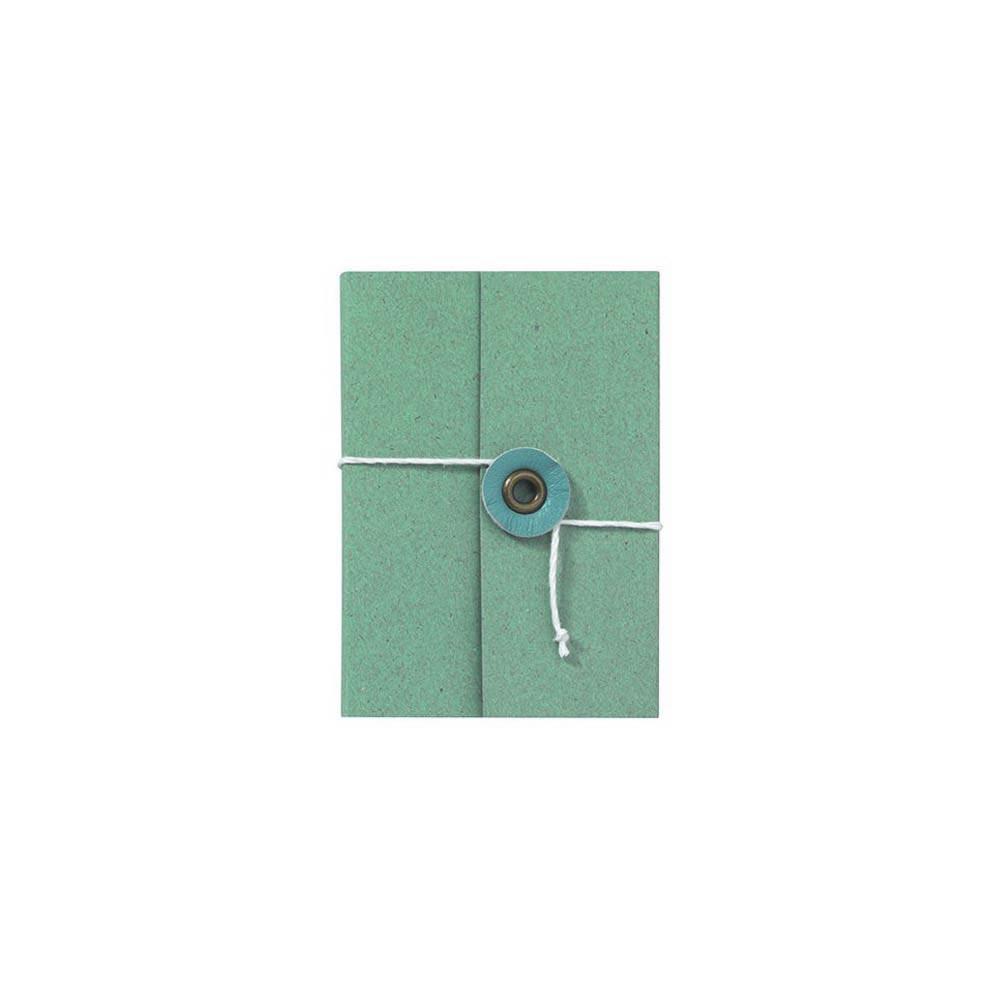 Räder Notizbuch klein türkis