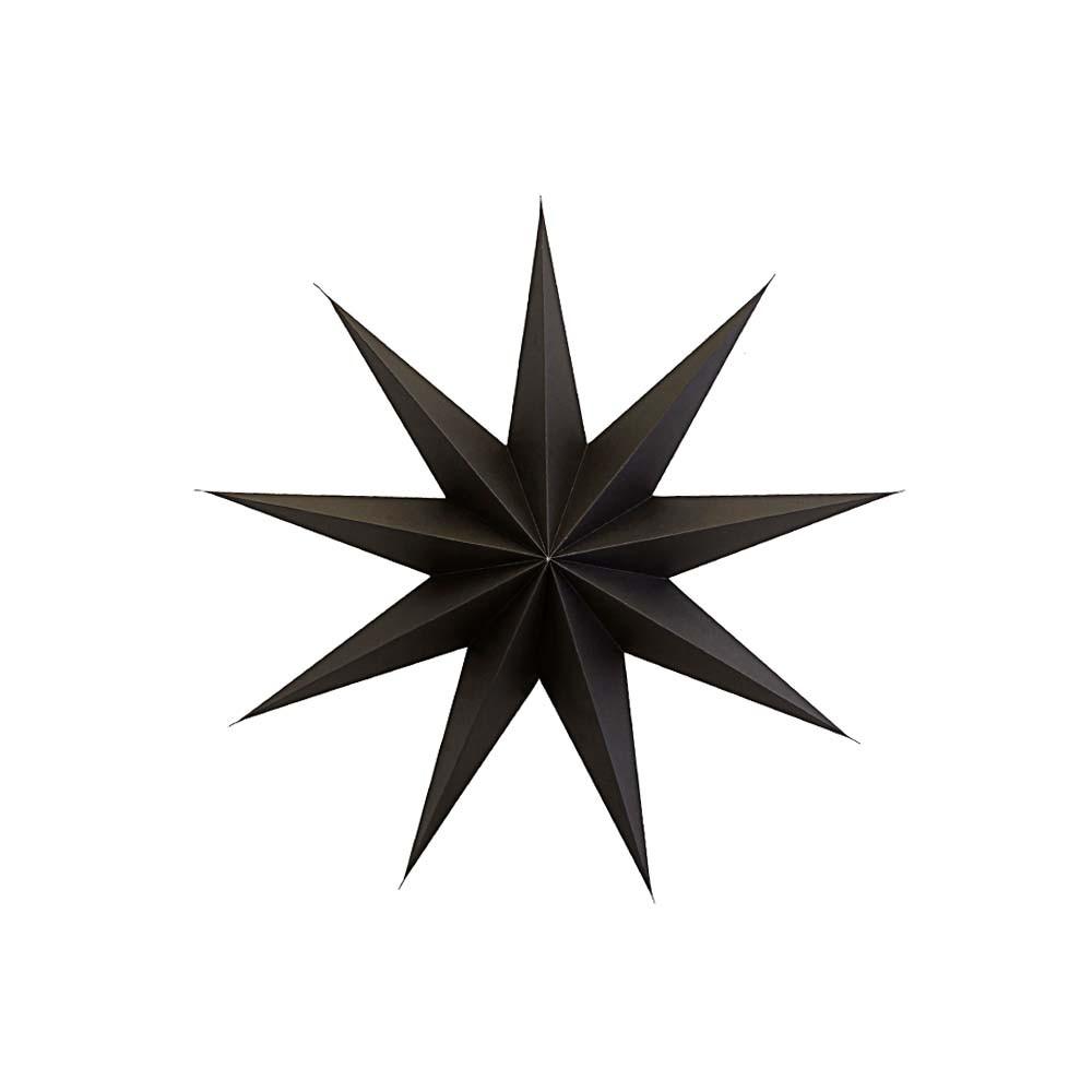 Stern 5 Point braun 45 cm