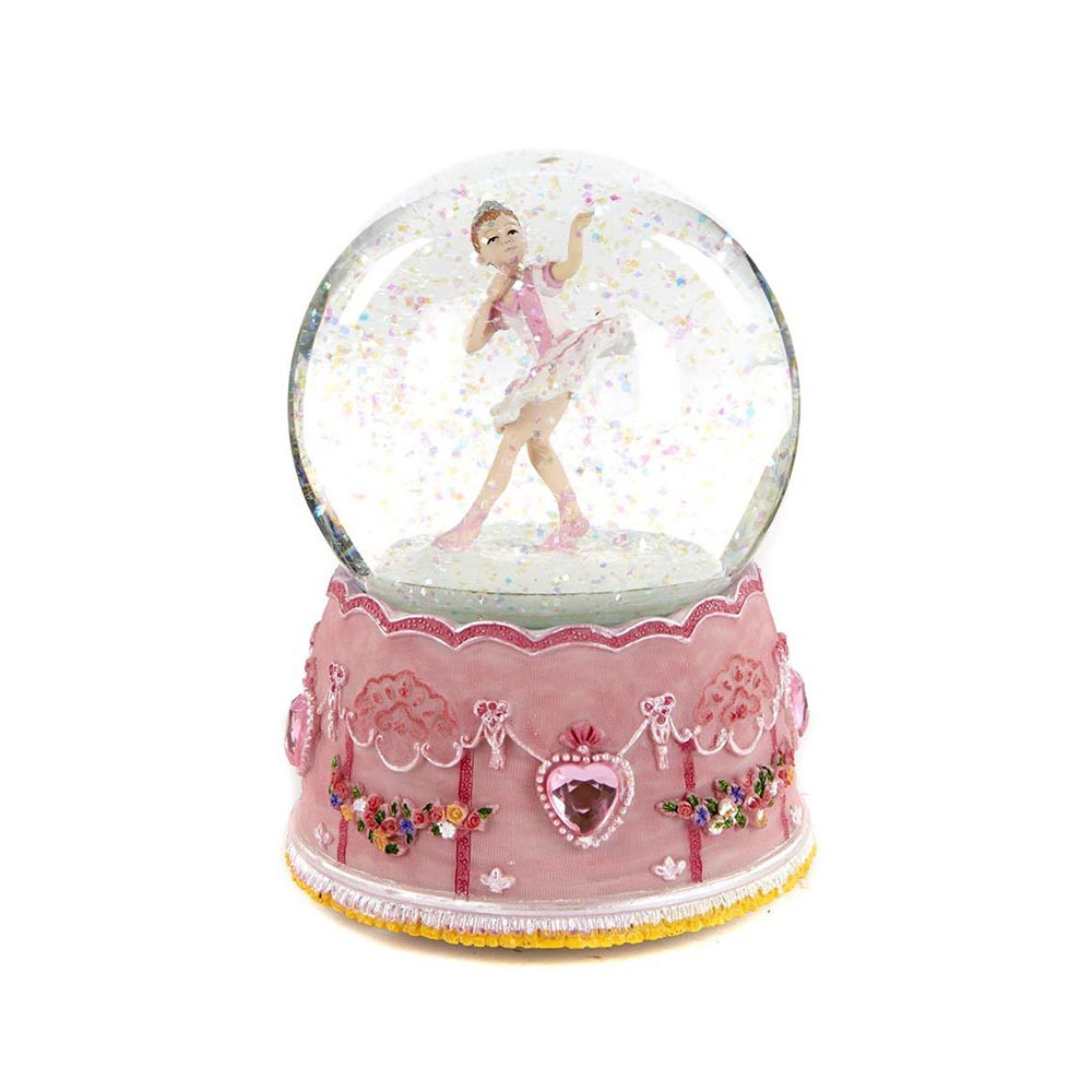 Goodwill Spieluhr Ballerina rosa