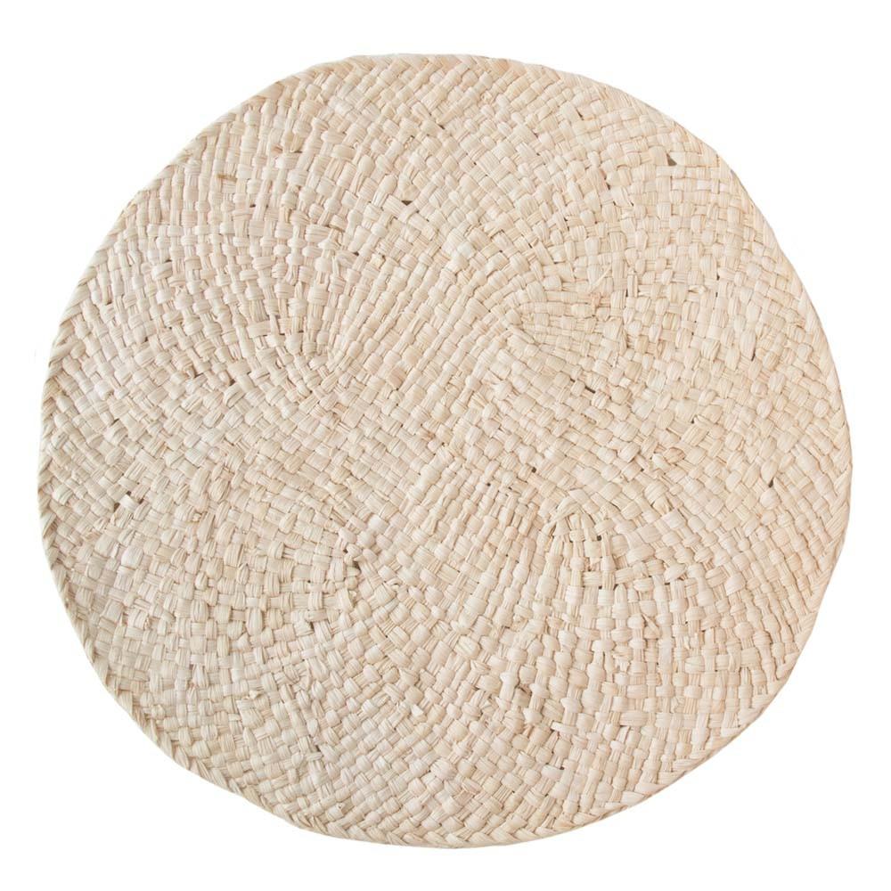 Tischset aus recycelten Maisfasern Ø38 cm