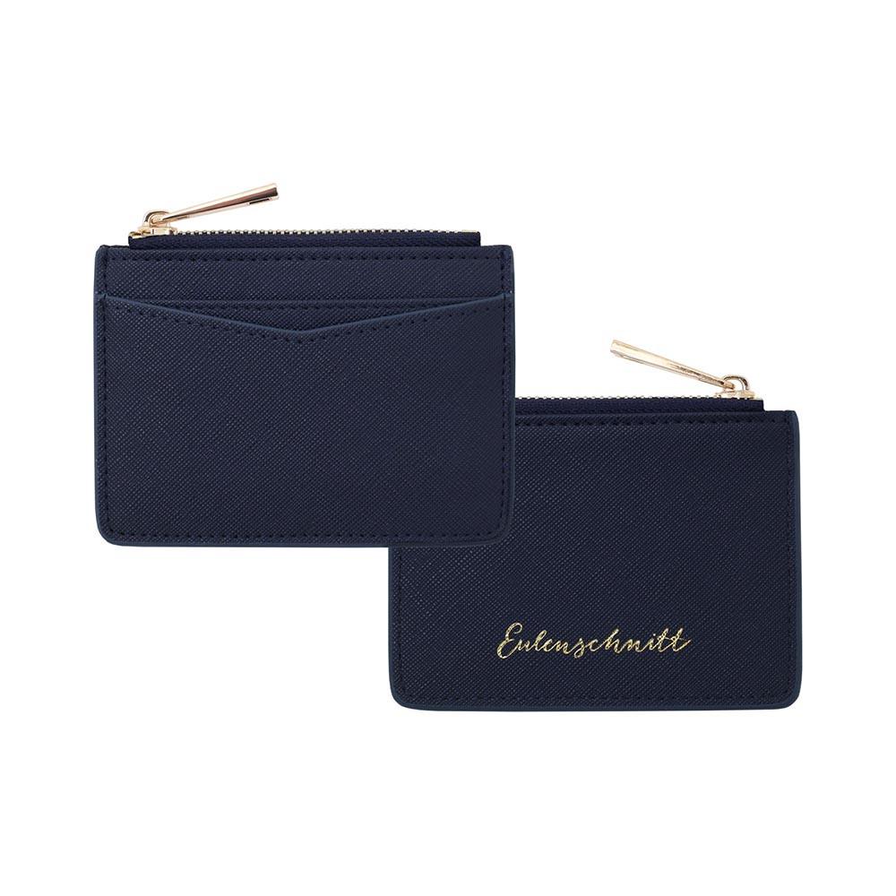 Mini Portemonnaie dunkelblau