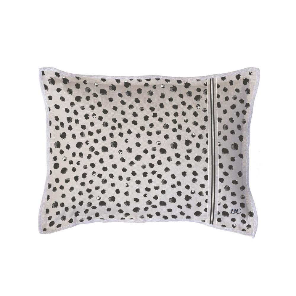 Kissenhülle 25x35 cm Happy Dots natur