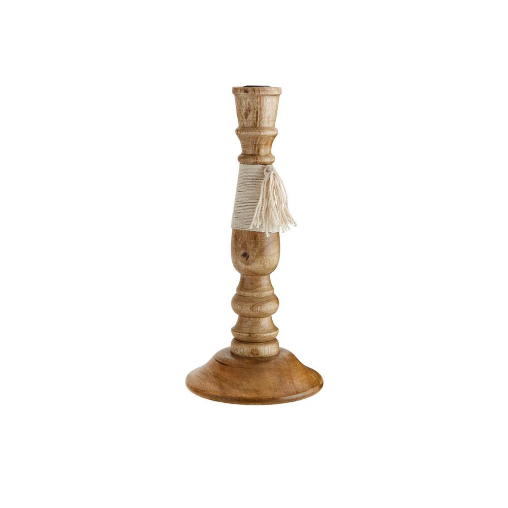 Madam Stoltz Kerzenhalter Holz