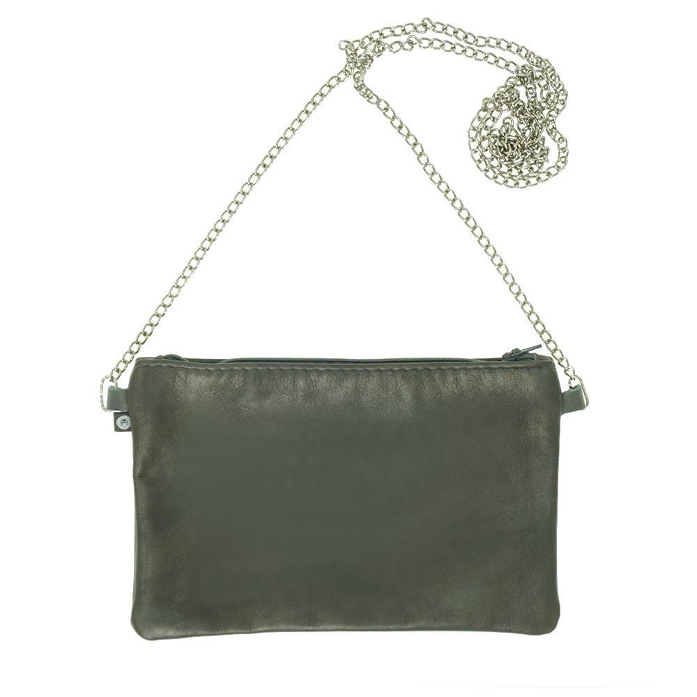 Von Herzen Partybag klein metallic grau
