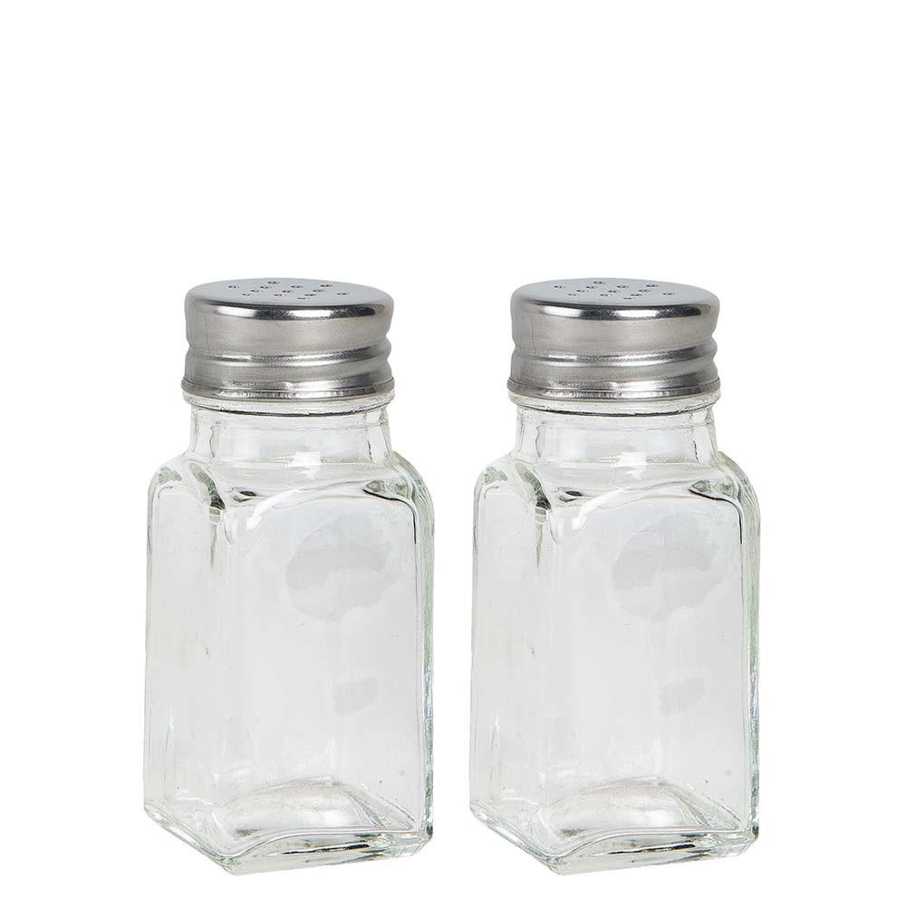 Salz und Pfefferstreuer Set