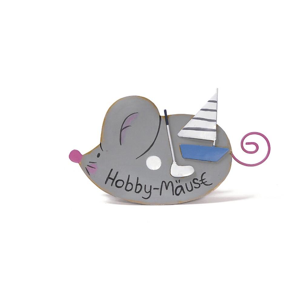 Klammer Geldgeschenk Hobby-Mäuse