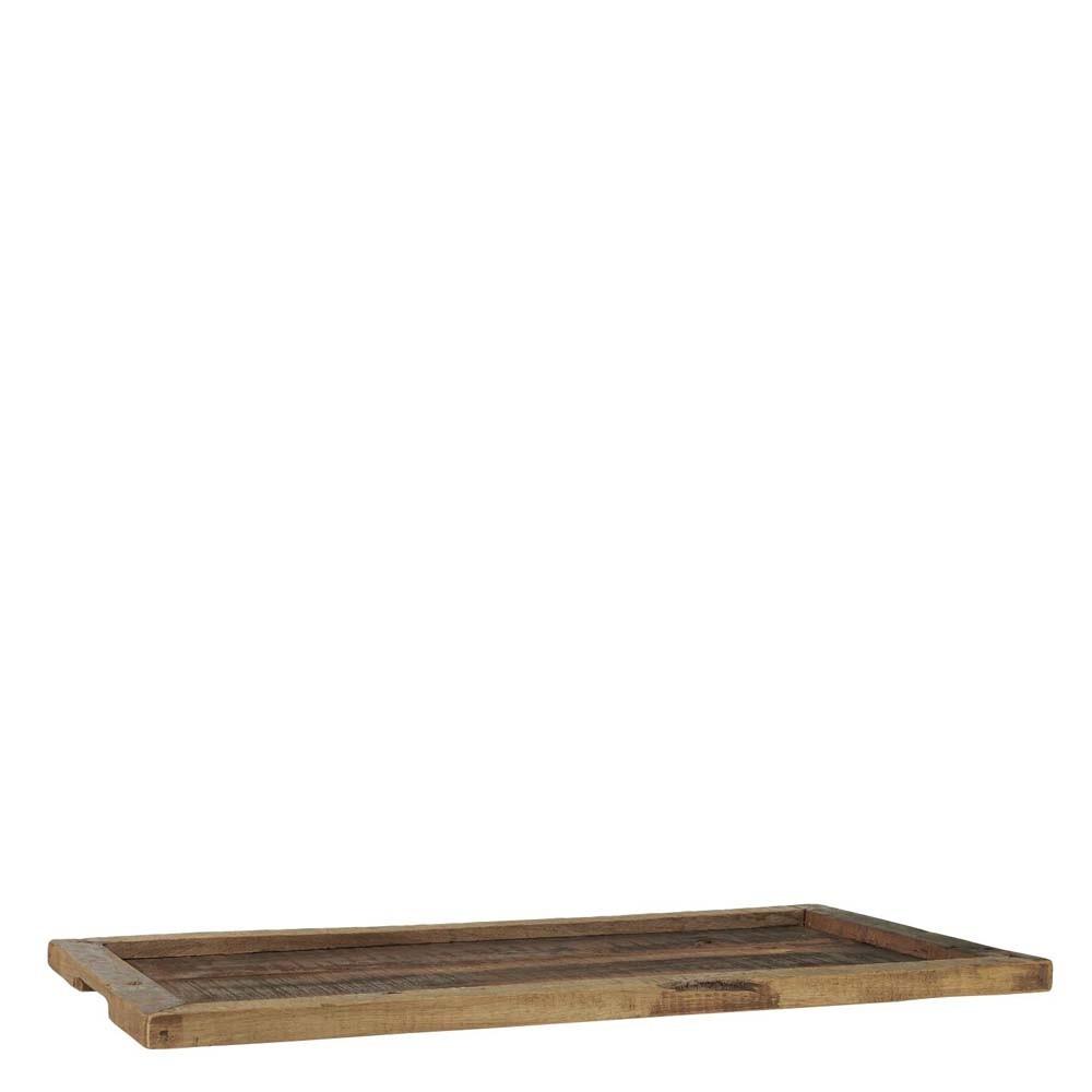 Holztablett Unika