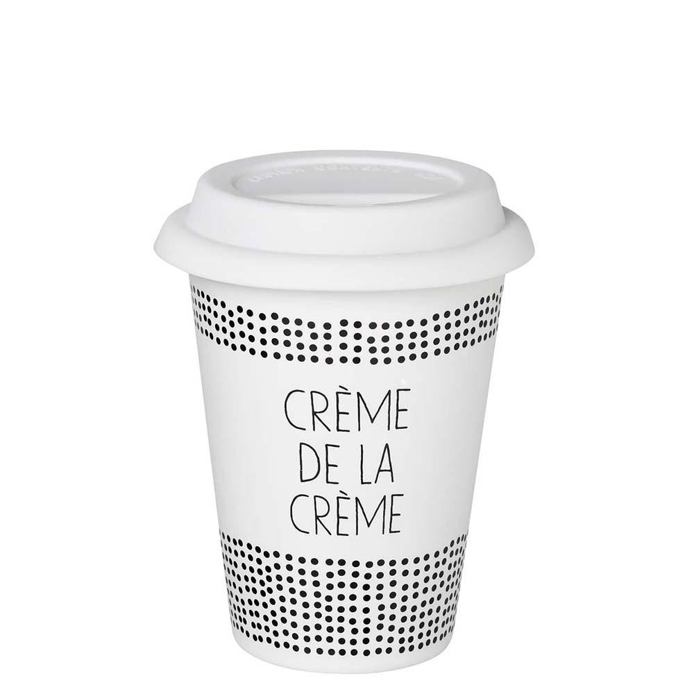 Räder Zeit für mich Thermobecher Crème de la Crème