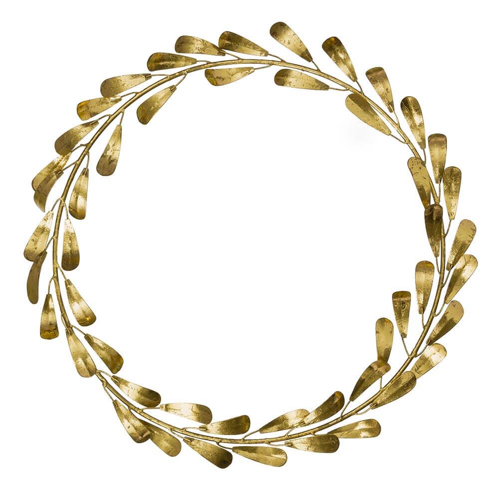 Bungalow Mistelkranz gold Ø 40 cm